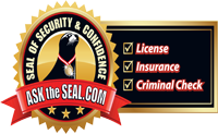 Seal of Security Logo